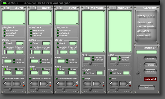 sound effect manager software