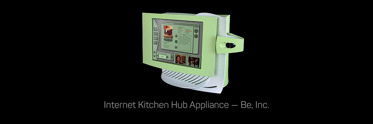 Internet Kitchen Appliance, Be